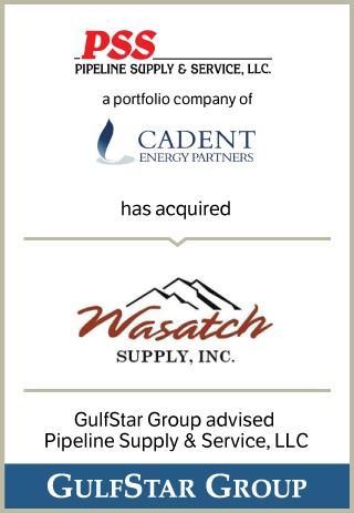 Pipeline Supply & Service – GulfStar Group