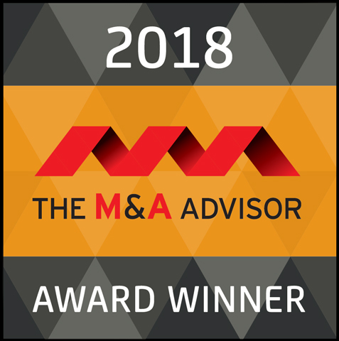 M&A Advisors Winner 2018