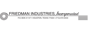Friedman Industries, Inc.